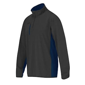 CCM Quarter Zip Pullover Tech Top - Youth