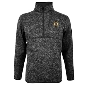 Boston Bruins Fortune 1/4 Zip - Adult