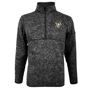 Pittsburgh Penguins Fortune 1/4 Zip - Adult