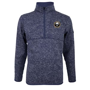 Buffalo Sabres Fortune 1/4 Zip - Adult
