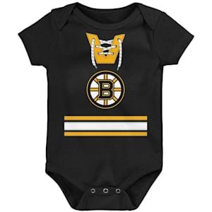 Adidas Hockey Pro Onesie - Boston Bruins - Newborn