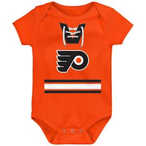 Adidas Hockey Pro Onesie Philadelphia Flyers - Newborn