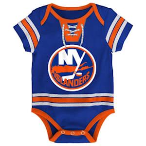 Adidas Hockey Pro Onesie New York Islanders - Infant