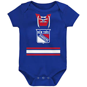 Adidas Hockey Pro Onesie New York Rangers - Infant