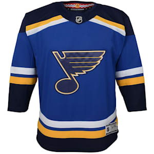 Adidas Premier St Louis Blues Jersey - Youth