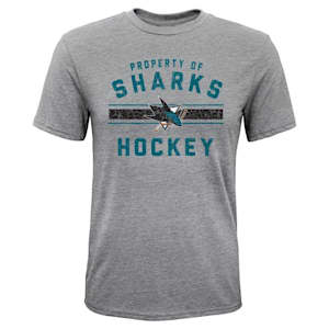 Adidas Property of Tee - San Jose Sharks - Youth
