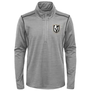 Adidas Vegas Golden Knights Back to the Arena 1/4 Zip - Youth