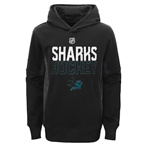 Adidas Chase the Puck Hoodie San Jose Sharks - Youth