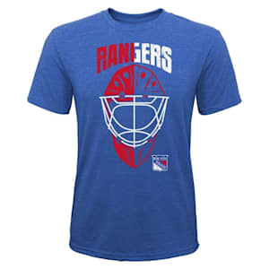 Outerstuff Mask Made Tee NY Rangers - Youth