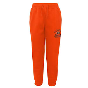 Adidas Philadelphia Flyers Pro Game Sweatpants - Youth