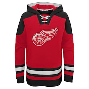 Adidas Ageless Must Have Hoodie - Detroit Red Wings - Youth