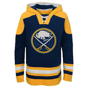 Adidas Ageless Must Have Hoodie - Buffalo Sabres - Youth