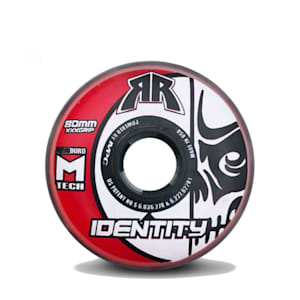 Rink Rat Identity XXX Grip Inline Hockey Wheels