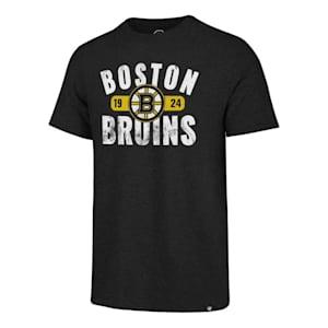 47 Brand Milestone Match Tee Boston Bruins - Adult
