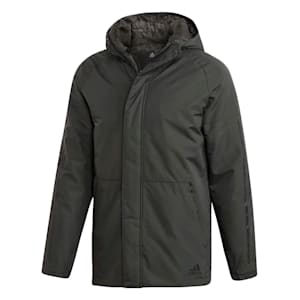 Adidas XPLORIC 3-Stripe Jacket - Earth - Mens