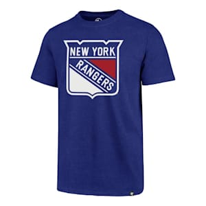 47 Brand Imprint Club Tee NY Rangers - Adult