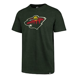 47 Brand Imprint Club Tee Minnesota Wild - Adult
