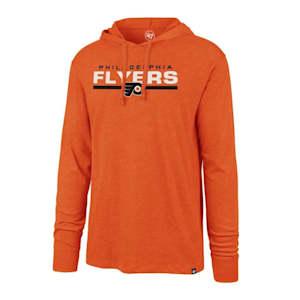 47 Brand End Line Club Hoody Philadelphia Flyers - Adult