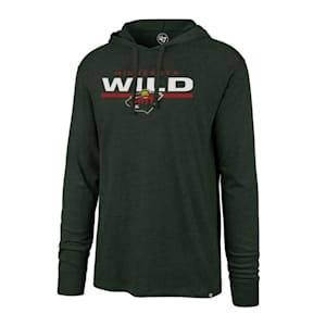 47 Brand End Line Club Hoody Minnesota Wild - Adult