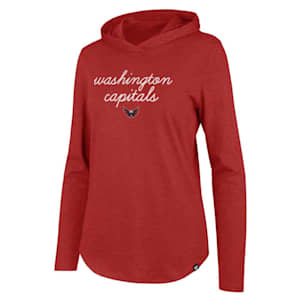 47 Brand Women's Club Hoody Washington Capitals - Womens