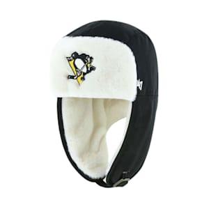 47 Brand Trapper Knit Hat - Pittsburgh Penguins - Adult