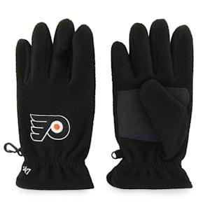 47 Brand Philadelphia Flyers Fleece Glove - Adult