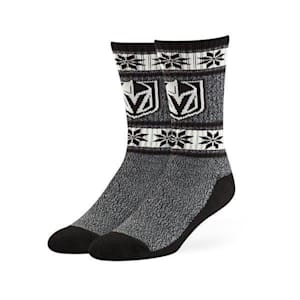 47 Brand Norse Crew Sock - Vegas Golden Knights - Adult