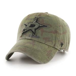 47 Brand Movement Clean Up Camo Cap - San Jose Sharks - Adult