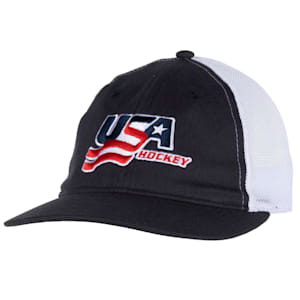 USA Hockey Meshback Cap - Adult