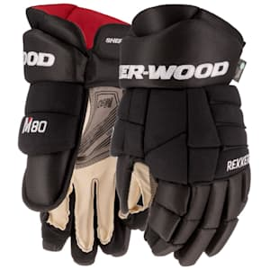 Sher-Wood REKKER M80 Hockey Gloves - Junior