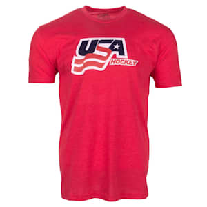 USA Hockey Short Sleeve Tee Shirt - Youth