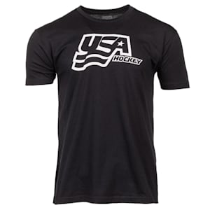 USA Hockey Short Sleeve Tee Shirt - Adult