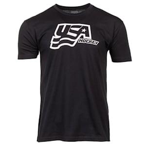 USA Hockey Short Sleeve Tee Shirt - Adult