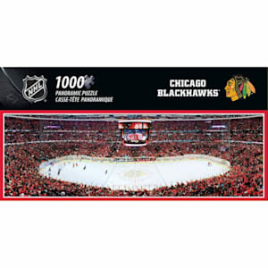 MasterPieces Arena Panoramic Puzzle - Chicago Blackhawks
