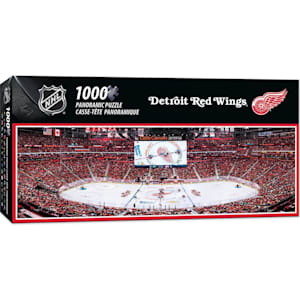 MasterPieces Arena Panoramic Puzzle - Detroit Red Wings