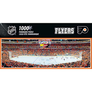 MasterPieces Arena Panoramic Puzzle - Philadelphia Flyers