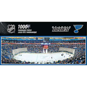MasterPieces Arena Panoramic Puzzle - St. Louis Blues