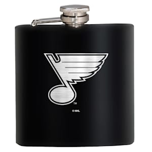 St. Louis Blues Stainless Steel Flask