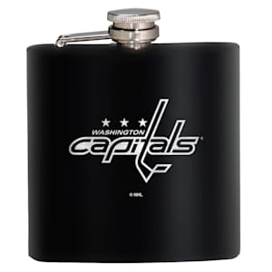 Washington Capitals Stainless Steel Flask