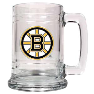Boston Bruins 15 oz Classic Glass Mug