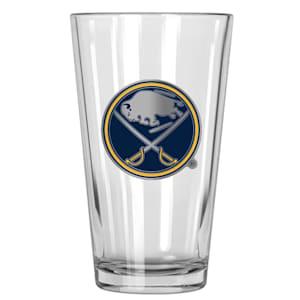 Buffalo Sabres 16oz Pint Glass