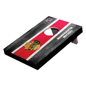 Chicago Blackhawks Table Top Toss Game