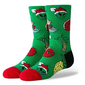 Stance Christmas Tree Ornaments Sock - Adult