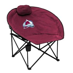 Logo Brands Colorado Avalanche Squad Chair