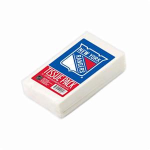 New York Rangers NHL Tissue Packet