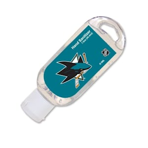 NHL Hand Sanitizer 1.5oz - San Jose Sharks