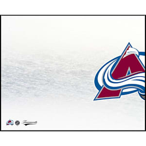 Frameworth Colorado Avalanche 8x10 Dry Erase Plaque