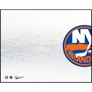 Frameworth New York Islanders 8x10 Dry Erase Plaque