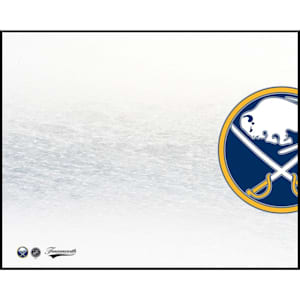 Frameworth Buffalo Sabres 8x10 Dry Erase Plaque