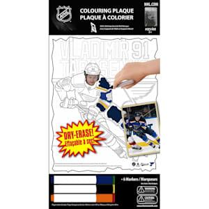 Frameworth Vladimir Tarasenko NHL Coloring Plaque